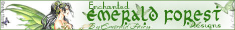 Enchanted Emerald Forest Designs