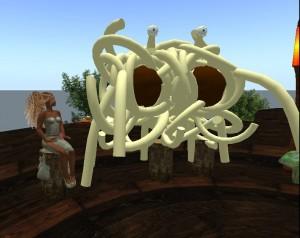 Flying Spaghetti Monster