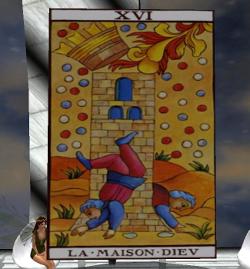 Tarot Tower Major Arcana
