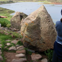 Magnetic Stone