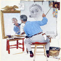Painting the Self Image